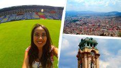 ¡Viajeros! Nuestra amiga Mariel se dio una vueltecita por #Hidalgo y nos cuenta sobre su visita al Reloj Monumental, la Plaza Independencia, los deliciosos pastes, entre otras atracciones. Te invitamos a leer sobre sus increíbles experiencias.