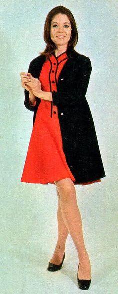 *m. Emma Peel - the Fashion Spot