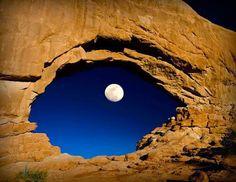 arches national park utah constructive or destructive