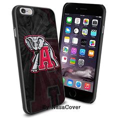 (Available for iPhone 4,4s,5,5s,6,6Plus) NCAA University sport Alabama Crimson Tide , Cool iPhone 4 5 or 6 Smartphone Case Cover Collector iPhone TPU Rubber Case Black [By Lucky9Cover] Lucky9Cover http://www.amazon.com/dp/B0173BT71Q/ref=cm_sw_r_pi_dp_sXqnwb080T8QS