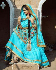 Designer Punjabi Suits Patiala, Indian Designer Suits, Punjabi Bride, Punjabi Dress, Indian Dresses, Indian Outfits, Pakistani Dresses, Phulkari Suit, Patiala Suit