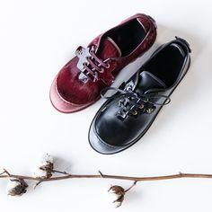 Sneaker NUNO GAMA X EUREKA num estilo muito casual e confortável. #eurekashoes#eurekalovers#sneakers#nunogama#fw15#velvet