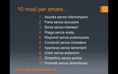 Le dinamiche che facilitano una coppia e essere sana: http://www.psicologo-milano.it/altri-articoli-psicologici/204-coppia-sana.html
