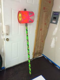 DIY Clown Mallet