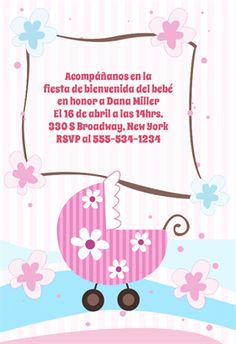 Baby Shower Invitations Free Templates Online Custom Centro De Mesa  Decoración  Pinterest  Butterfly Baby Shower .