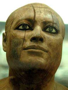 Ka-Aper, chief lector priest, 2465-2458 BC, Cairo