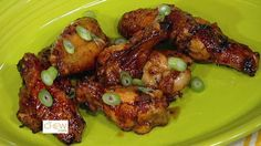 Blow Your Mind Baked Chicken Wings Recipe | The Chew - ABC.com
