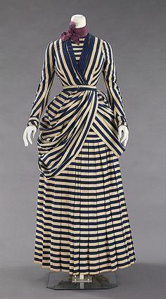 Tennis Dress 1885 The Metropolitan Museum of Art (via OMG That Dress!)