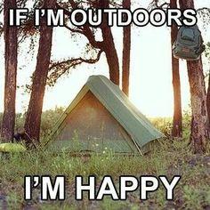 Climbing, hiking, camping, biking....doesn't matter.