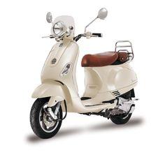 Vespa Scooters - Vespa LXV50 - Eclipse Motorcycles and Scooters ($5000+) - Svpply