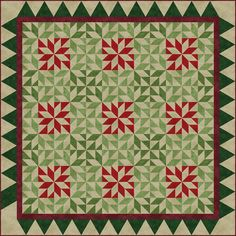 = free pattern = Christmas Wishes from The Whimsical Workshop