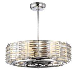 Savoy House Taurus 6 Light Air Ionizing d'Lier Ceiling Fan
