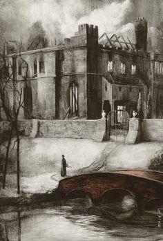 Jane Eyre, Santiago Caruso