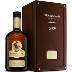Caskers Selection: Bunnahabhain 25 Year Old Single Malt Scotch Whisky - Caskers