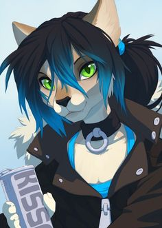 Furry Art, This is Nala Bloodfang she's a sweet person with a loving brother. Description from pinterest.com. I searched for this on bing.com/images
