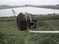 RAAAF [Rietveld Architecture-Art-Affordances] - Project - Bunker 599