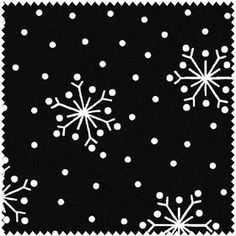 Christmas Flannel  Snowflakes  Crazy by FeatheredNest97030 on Etsy