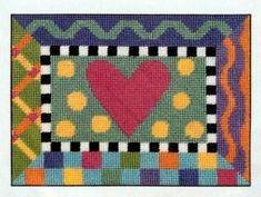 Love Always - Needlepoint Canvas