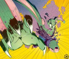 Piccolo by Signsoflifeonmars on DeviantArt