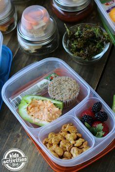 5 Healthy Back to School Lunch Ideas