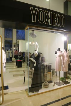 YOKKO Fashion Store at Marriott Grand Hotel  in #Bucharest #womensfashion #style