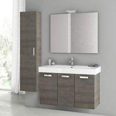 nameeks laluma 39 inch bathroom vanity   ... Double bathroom vanities, Single bathroom vanity and Single vanities