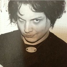 Meg White, Jack White, Tiger Beat, The White Stripes, Shades Of White, Man Candy, My Man, Pretty Face, Fangirl