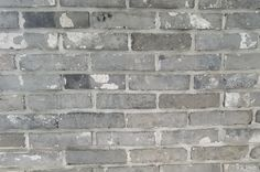Building Product: Vicarage Grey Reclaimed Thin Brick Veneer [1030a8a] | ARCAT