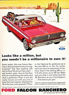 Genial Https://flic.kr/p/J8zrLu | 1965 Ford Falcon Ranchero