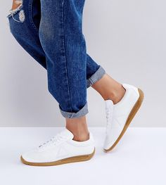 1c6c1dfbe Le Coq Sportif Quartz Sneakers With Speckle Gum Sole - White Retro  Sneakers, New Sneakers