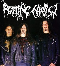 Rotting Christ, Band Photography, Black Death, Poster Pictures, Band Memes, Band Posters, Metalhead, Death Metal, Metal Bands