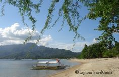 Laiya Coco Grove mountain and sea views Find Hotels, Travel Information, Philippines, Travel Guide, Sea, Vacation, Mountains, Places, Water
