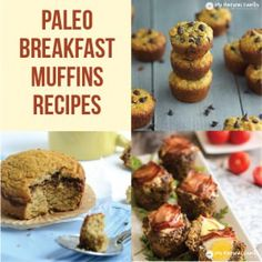 12 Paleo Breakfast Muffins Recipes