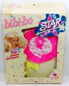 VTG 80'S 90'S EL GRECO BIBI-BO BIBI BO PINK WHITE DRESS UNUSED | eBay