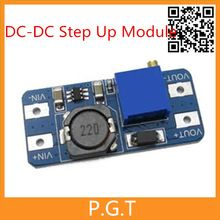 5pcs free shipping MT3608 DC-DC Step Up Power Apply Module Booster Power Module MAX output 28V 2A For Arduino   Product Description 5pcs free shipping MT3608 DC-DC Step Up Power Apply Module Booster Power Module MAX output 28V 2A For Arduino SpecsMaximum output current: 2 aInput voltage: 2 v ~ 24 vMaximum output voltage: 28 vEfficiency: ≤93%  Size: 36 mm * 17 mm * 14 mm OUR STRONG AND HOT OFFER LINE : We offer the following products from famousmanufacture: ...    US $2.18…