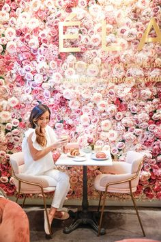 The Most Instagrammable Spots In London - Elan Cafe