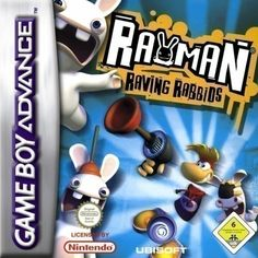 Digimon World DS    Details about GameBoy Advance - Rayman Raving Rabbids (cartridge only ...