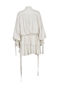 Pure Dress Travel Wardrobe, No Frills, Bell Sleeve Top, Ruffle Blouse, Pure Products, Floral, Tops, Dresses, Women