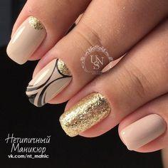 Nails To Go, New Year's Nails, Glam Nails, Toe Nails, Beauty Nails, Hair And Nails, New Years Nail Designs, Nail Art Designs, Gel Nagel Design