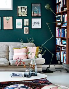 Colorful Style http://maryaninteriordesign.blogspot.com.es/2014/04/colorful-style.html