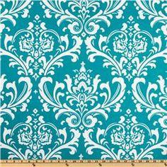 Premier Prints Ozborne True Turquoise  Item Number: UI-372, $7.48