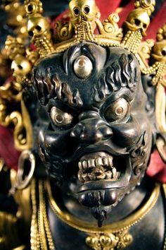 Face of Vajrapani