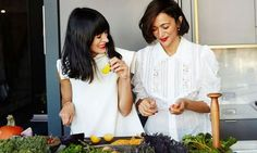 EyeSwoon's Athena Calderone talks to Laila Gohar of Sunday Supper on cooking, recipes and entertaining. Veggie Dishes, Food Dishes, Sunday Suppers, Diet Meal Plans, We The People, Girl Crushes, Meal Planning, Food And Drink, Health Fitness