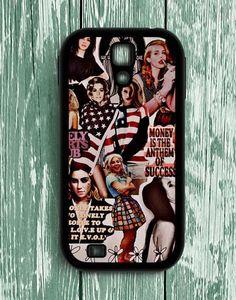 Lana Del Rey Collage Samsung Galaxy S4 Case