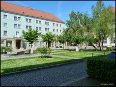 Nordhausen am Harz, Lutherplatz