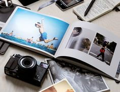 Purchase Your Moleskine Photo Books