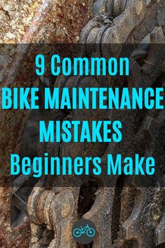 As a beginner bike mechanic, be aware of these 9 common maintenance mistakes we all make when first starting out. Avoid these 9 mistakes to save money. Mountain Biking Uk, Maintenance Jobs, Female Cyclist, Bike Photo, Water Activities, Outdoor Woman, Ways To Save Money, Mistakes, Saving Money