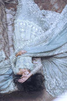 High Fashion Pakistan — Suffuse by Sana Yasir, Freesia Bridal Collection,. Desi Wedding, Wedding Gowns, Wedding Outfits, Wedding Bridesmaids, Wedding Hijab, Wedding Blue, Farm Wedding, Wedding Couples, Wedding Reception