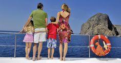 Disfruta tus vacaciones familiares en tres pasos