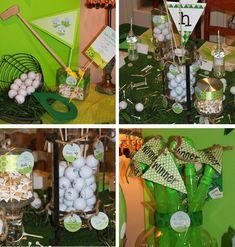 golf themed party...how original!